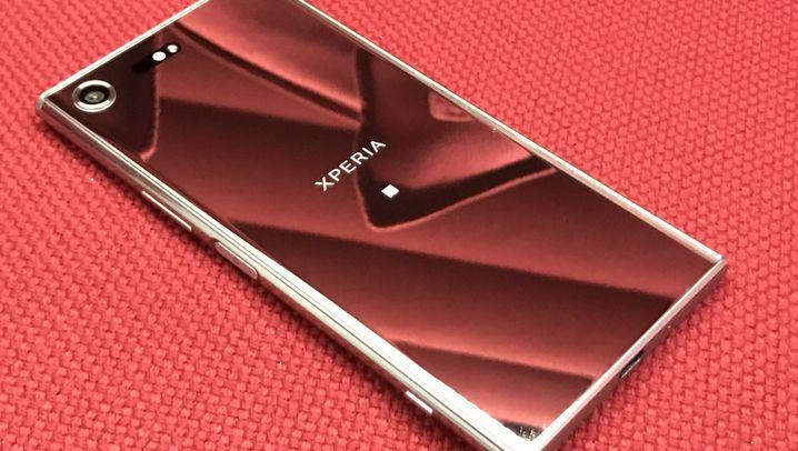 Die Edelversion: Das Xperia XZ Premium