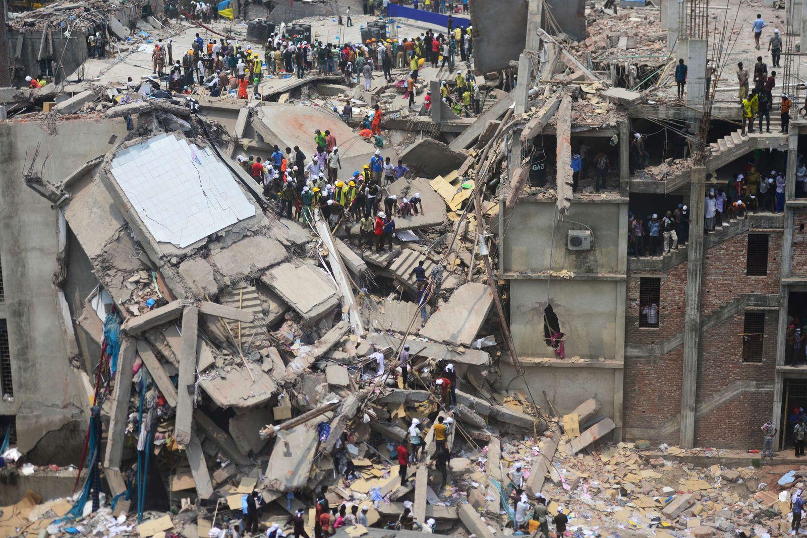 DER SPIEGEL 18/2013 S. 84 SPIN Bangladesch