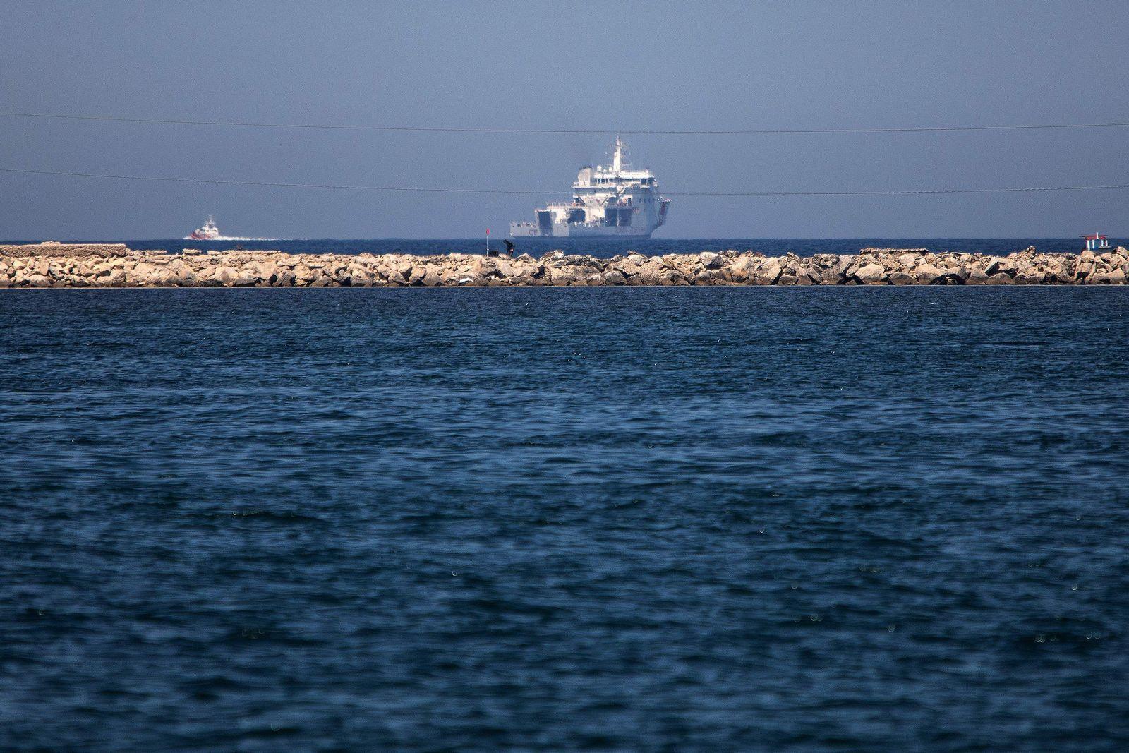 Italien Küstenwache