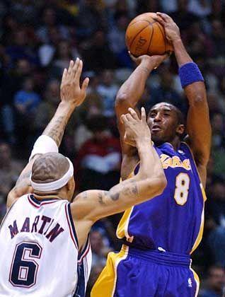 Gestern auf dem Platz, heute vor Gericht: Kobe Bryant