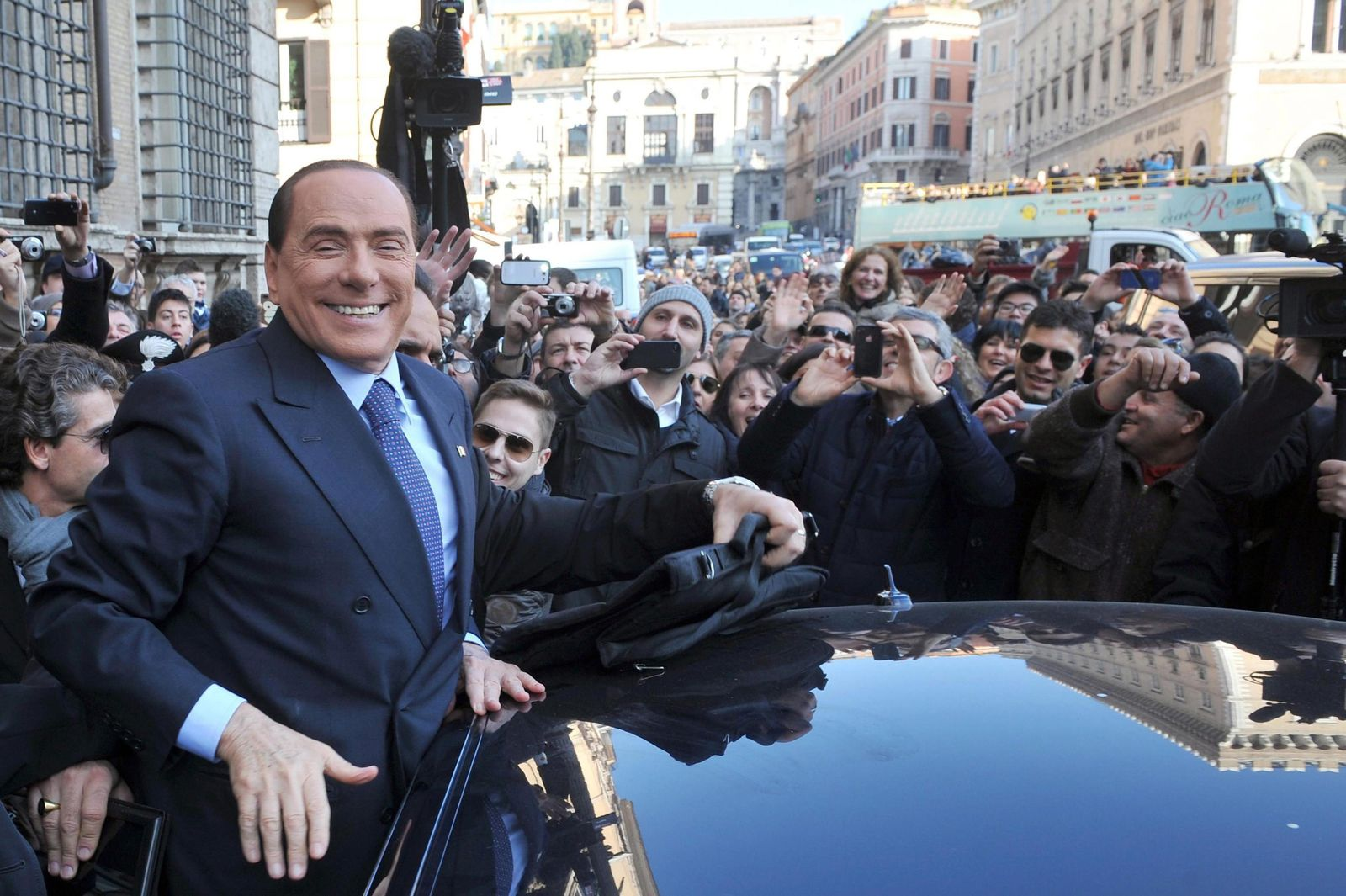 Berlusconi-Fans