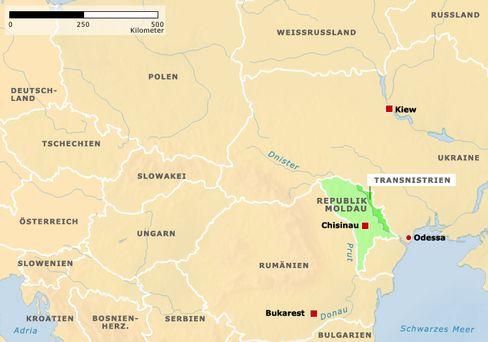 Republik Moldau: Armenhaus an Europas Peripherie