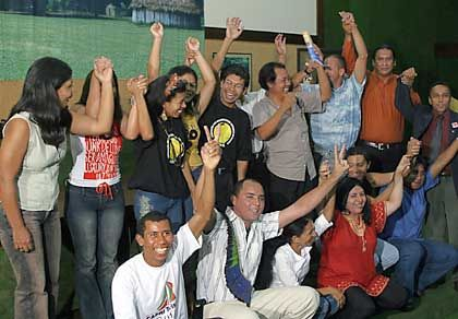 Studenten (in Brasilia): 70 Prozent studieren an privaten Hochschulen