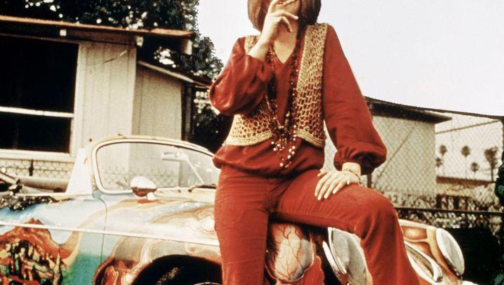 Rock-Sängerin Janis Joplin: Das Leben, ein Tumult