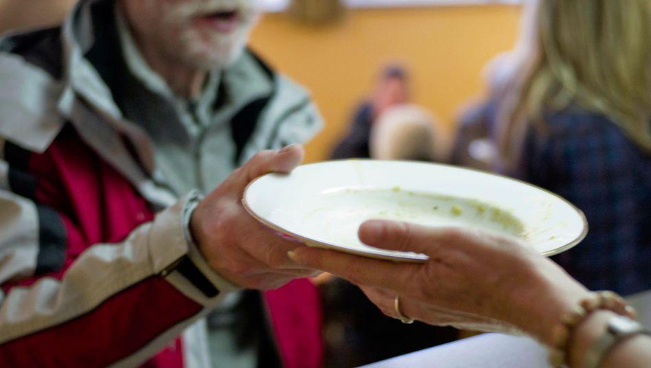 Suppenküche in Hannover: Die Rentenreform zeigt ihre Wirkung