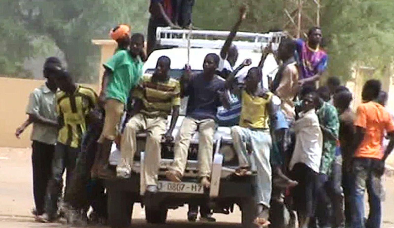 Mali/ Islamisten/ Anhänger