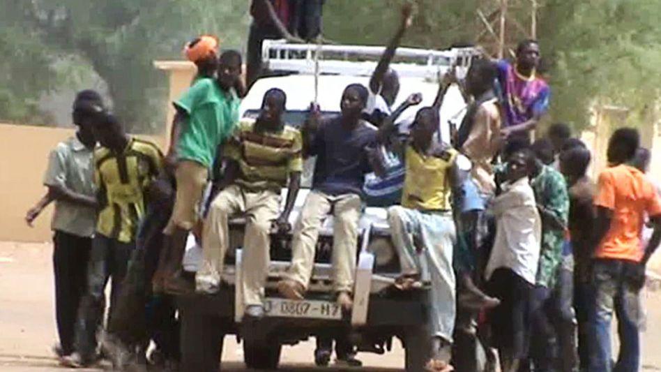 """Islamisten-Unterstützer in Mali: """"Die Streitkräfte sind zu schwach"""""""
