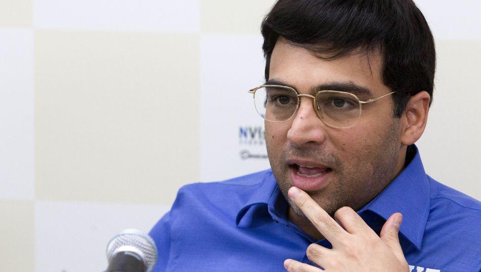 """Schachweltmeister Anand: """"Mein Sieg war etwas glücklich"""""""