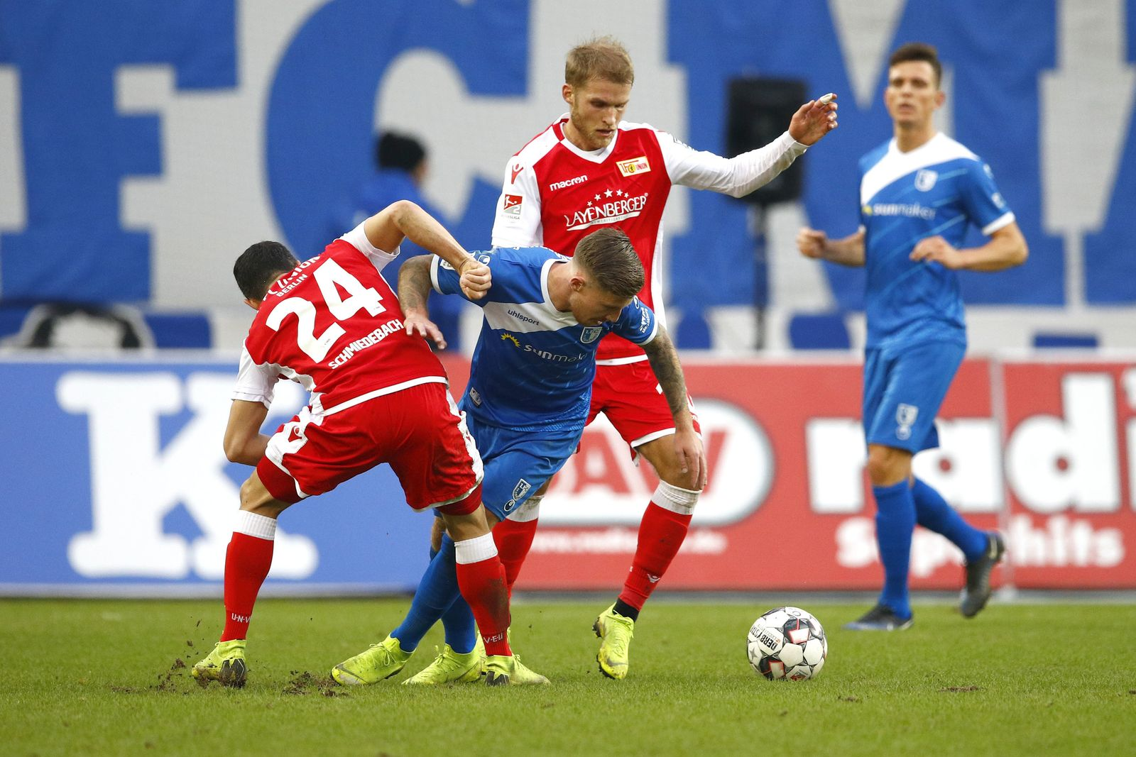 1. FC Magdeburg - 1. FC Union Berlin