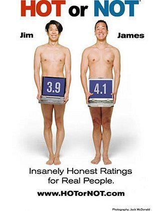 Machen ihr Geld mit Schnappsideen: Jim und James