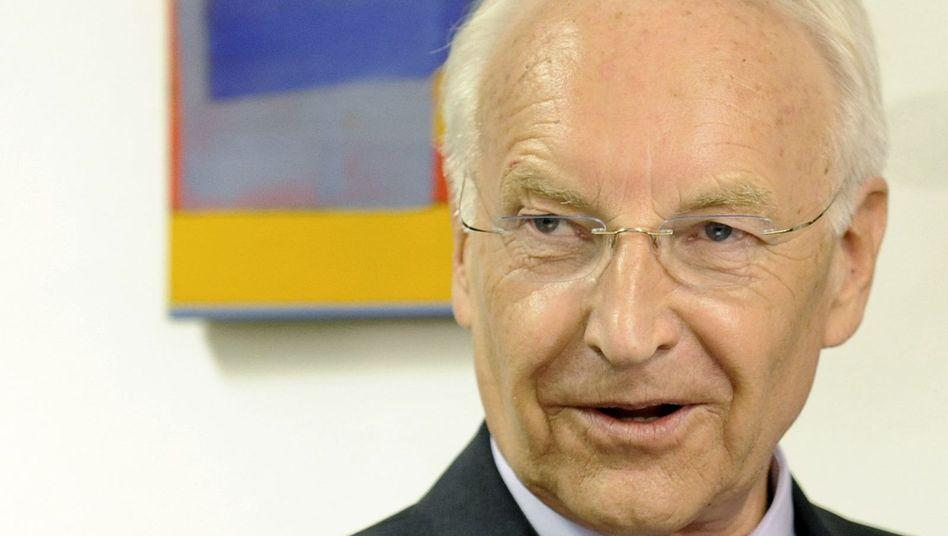Bayerns früherer Ministerpräsident Stoiber: Neuer Job für den CSU-Politiker