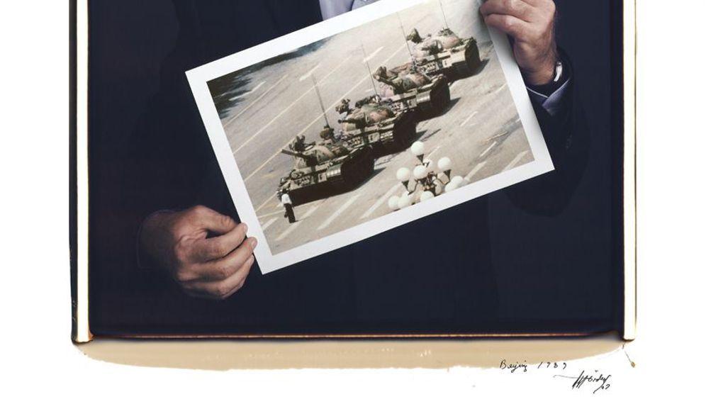 """Legendäre Fotografien: """"Aus dem Bild, du ruinierst die Komposition"""""""