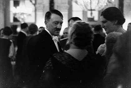 Hitler visited the opera almost daily. And when the going got tough, apparently he didn't mind listening to music created by Jews.