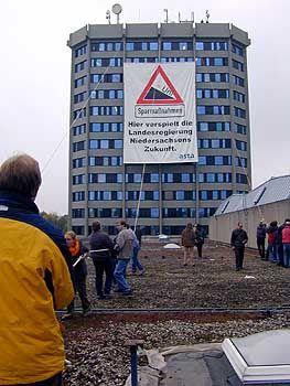 Plakat in Göttingen: Studenten planen Groß-Demo