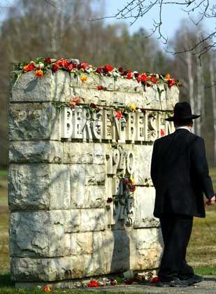 Bergen Belsen: Durch Verhungern und Seuchen zum Tod