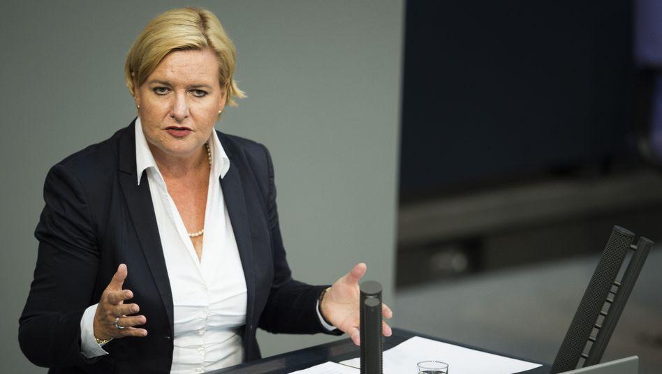 Eva Högl soll vom Bundestag zur neuen Wehrbeauftragten gewählt werden