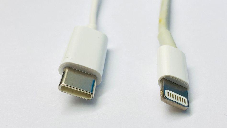 EU-Vorhaben: Apple will europäischen Stecker-Standard verhindern