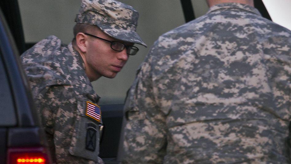 Bradley Manning (19. Dezember): Erdrückende Beweise
