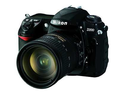 Nikon D200: Mit solchen Modellen knüpft Nikon an alten Spiegelreflex-Ruhm an