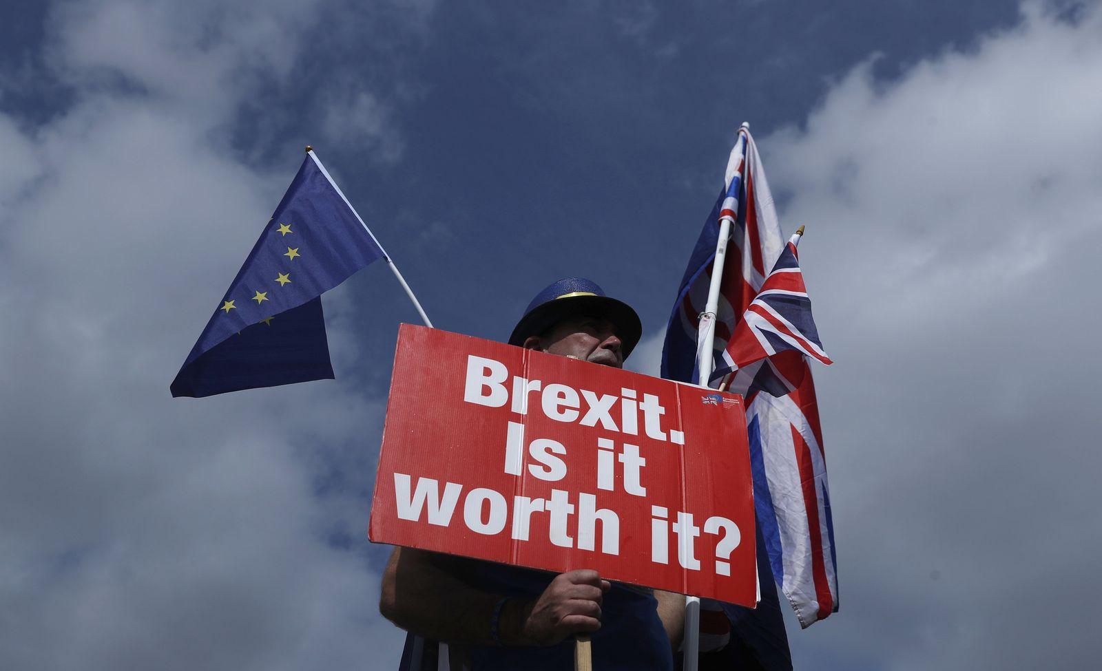 Anti-Brexit Plakat