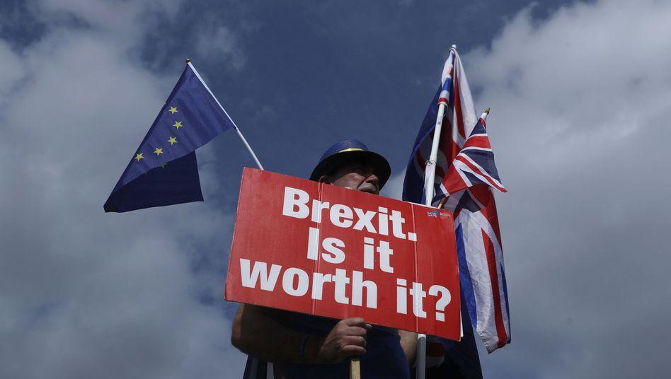 Anti-Brexit-Plakat