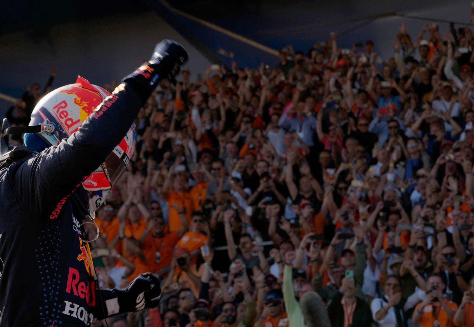 Netherlands F1 GP Auto Racing