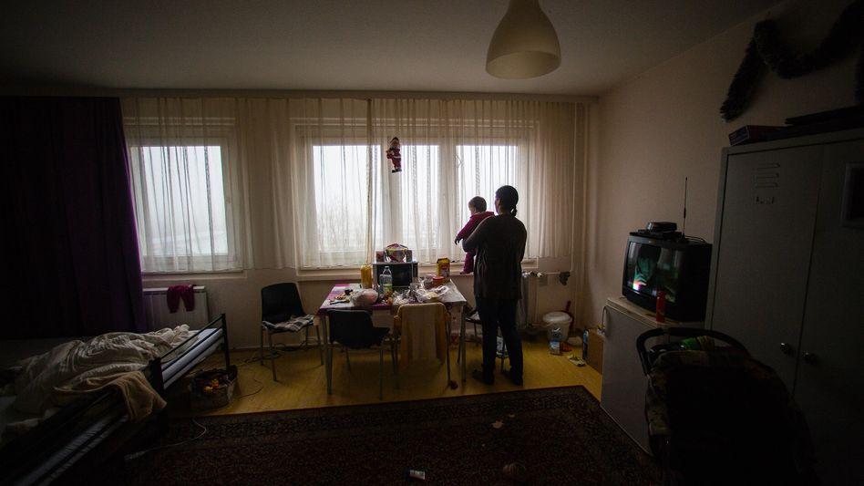 Flüchtlingswohnheim in Berlin: Im Jahr 2013 kamen fast 130.000 Asylsuchende nach Deutschland