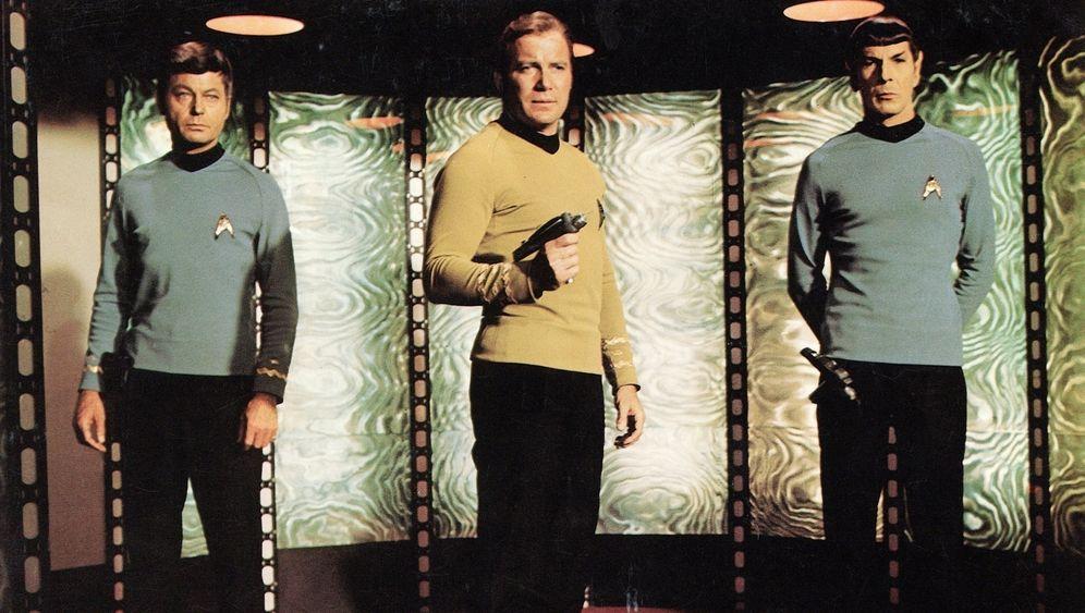 Star Trek: Die Welt zu Gast auf der Enterprise