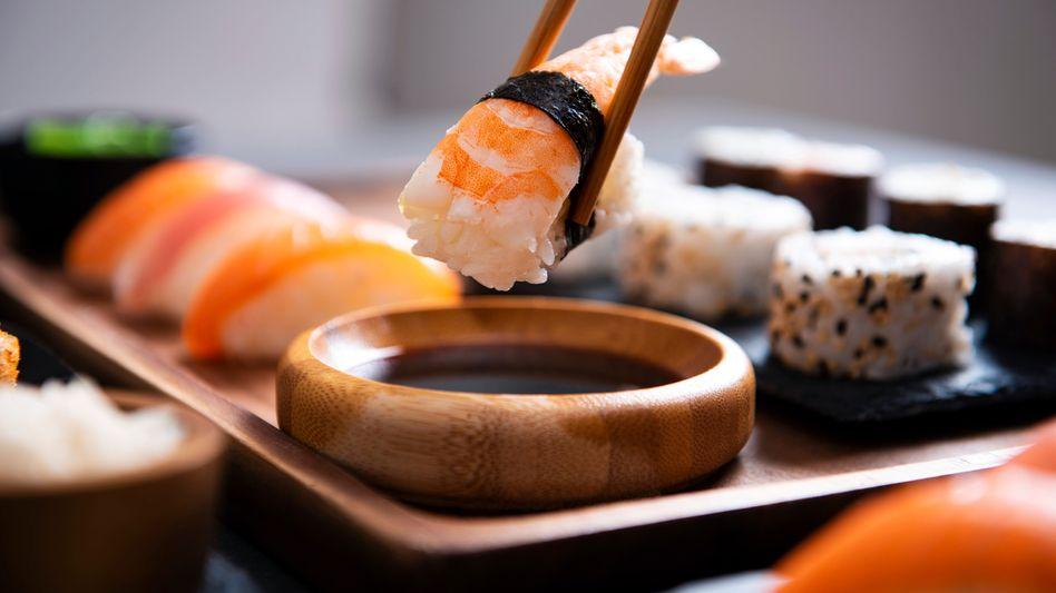 Sushi (Symbolbild)