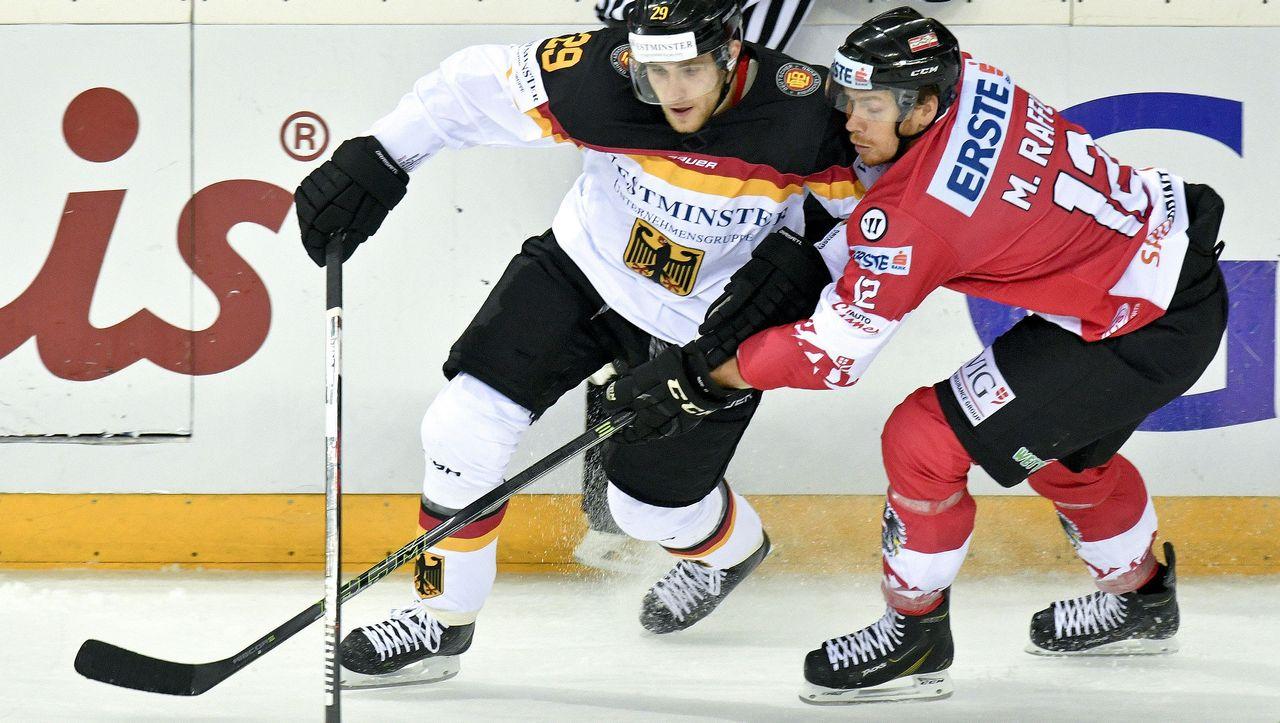 Eishockey Deutschland österreich