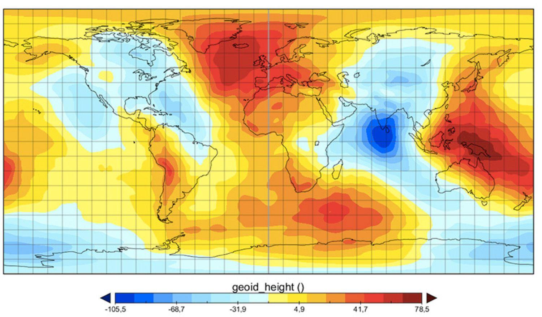 EINMALIGE VERWENDUNG Karte/ Indischer Ozean