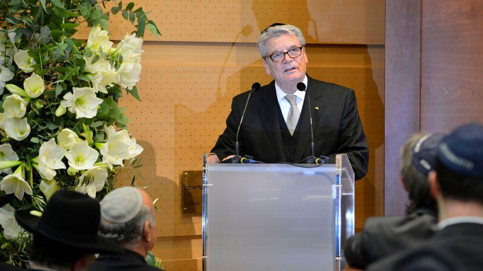 """Gauck in Ulm: """"Auch der religiöse Glaube muss sich der Kritik der Vernunft stellen"""""""