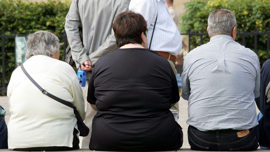 Fettleibigkeit und leichtes Übergewicht: Die Deutschen werden nicht nur immer älter, sondern auch immer dicker
