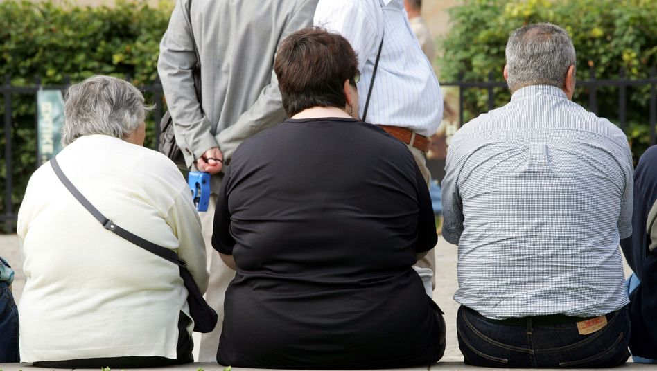 Übergewichtige Frau in Berlin: Immer mehr Normalität, immer weniger Ausnahme