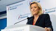 Marine Le Pen droht Stress in der eigenen Partei