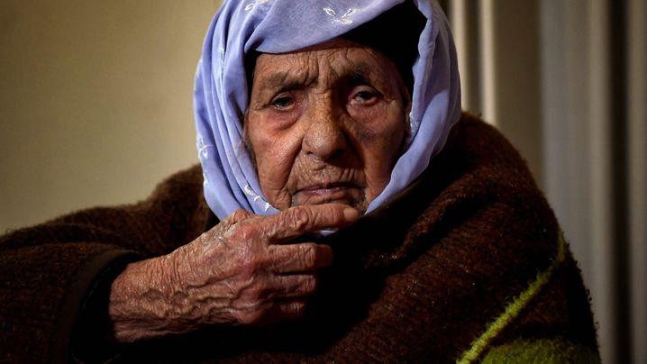 Syrerin reist zur Enkelin: Flucht für die Familie