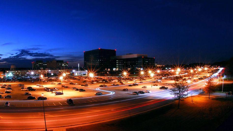 NSA-Hauptquartier in Fort Meade: Viele Daten werden ohne Anlass gespeichert