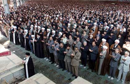 Iranian supreme leader, Ayatollah Ali Khamenei, has left little room for his president to operate.