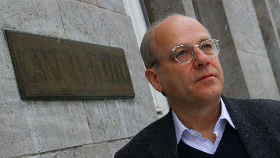 Missbrauchsaufklärer vom Canisius-Kolleg: Jesuiten-Pater Klaus Mertes