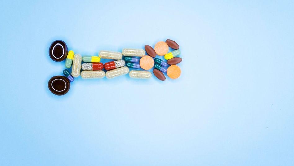Pillen (Symbolbild)
