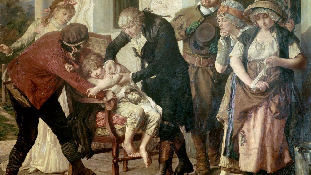 Die überraschend lange Geschichte des Impfpasses