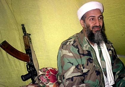 Terror-Pate Osama Bin Laden: Unpassende Fakten lieber ignorieren
