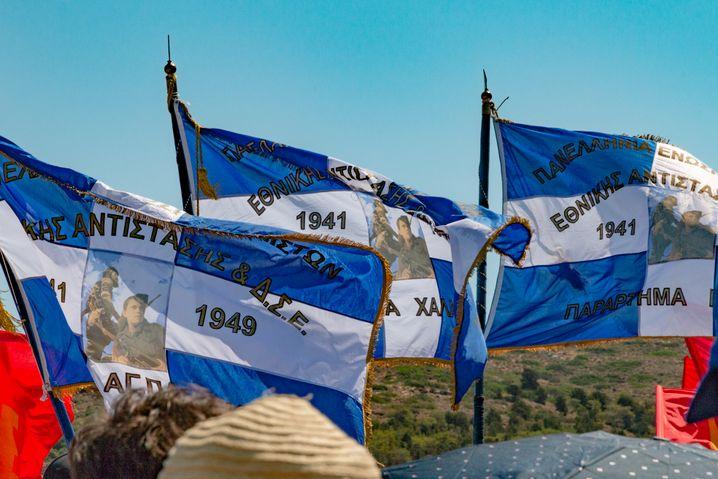 Bruderkrieg: Ab 1941 bekämpften die Griechen nicht nur die Besatzer, sondern auch einander