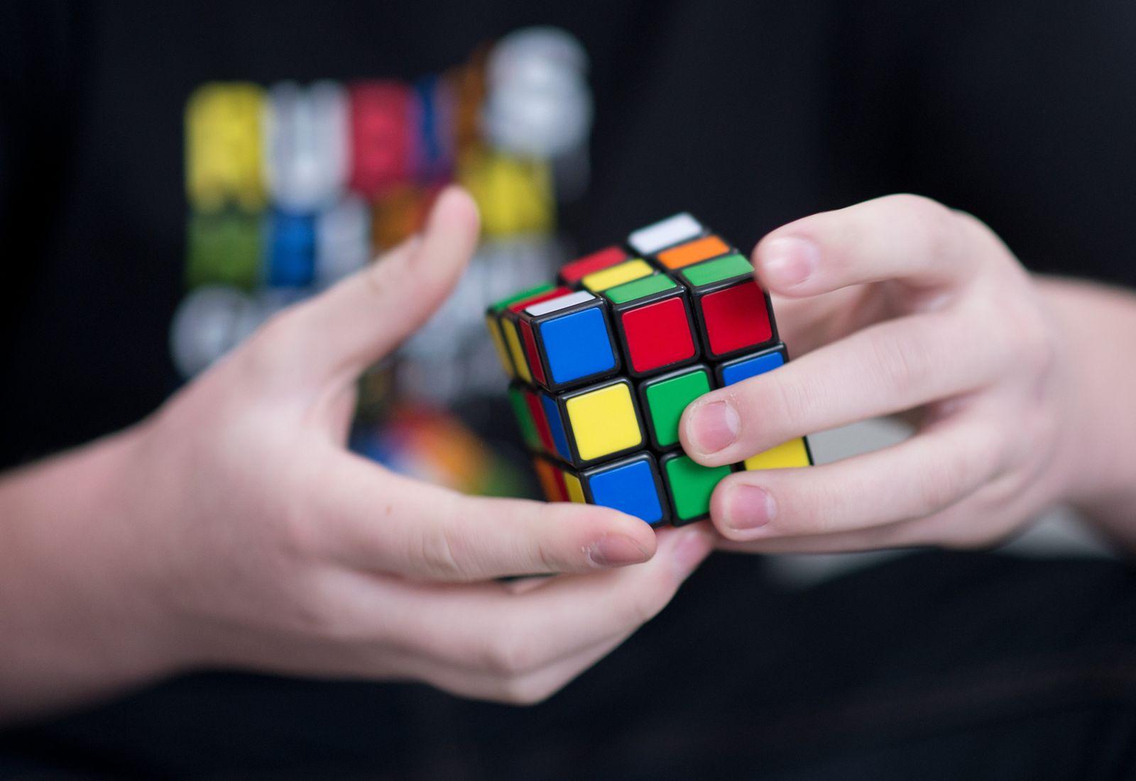 Rubiks Cube / Zauberwürfel
