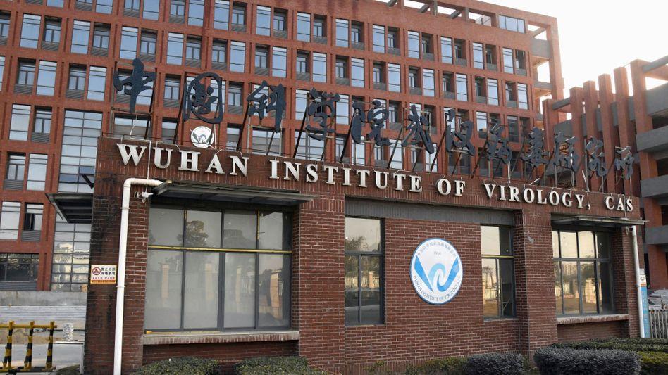 Das Wuhan Institute of Virology in China