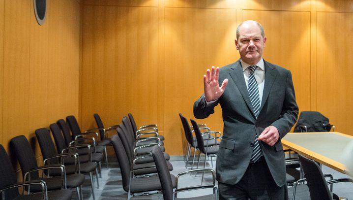 Minister und Fraktionsführung: Das Spitzenpersonal der SPD