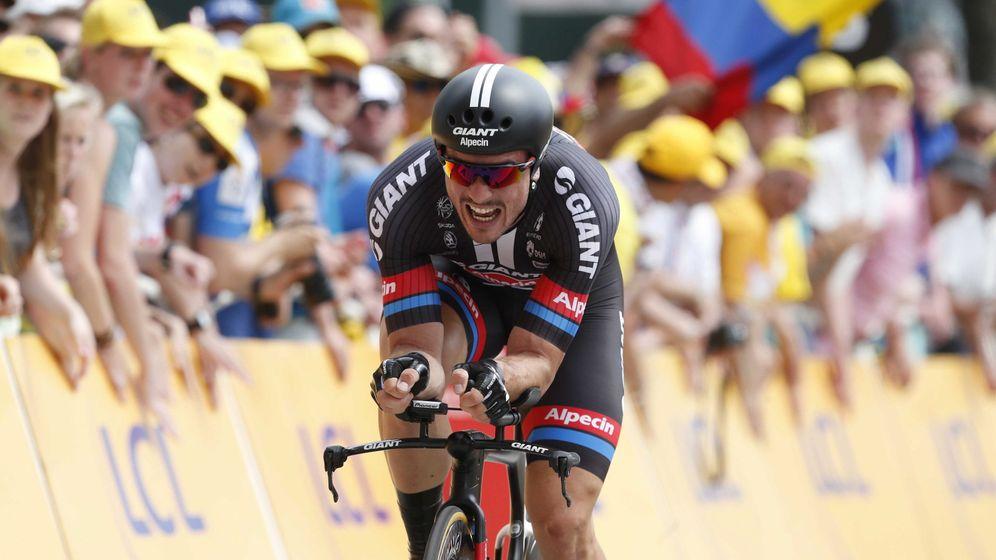 Tour de France-Auftakt: Dennis gewinnt, Martin ist enttäuscht