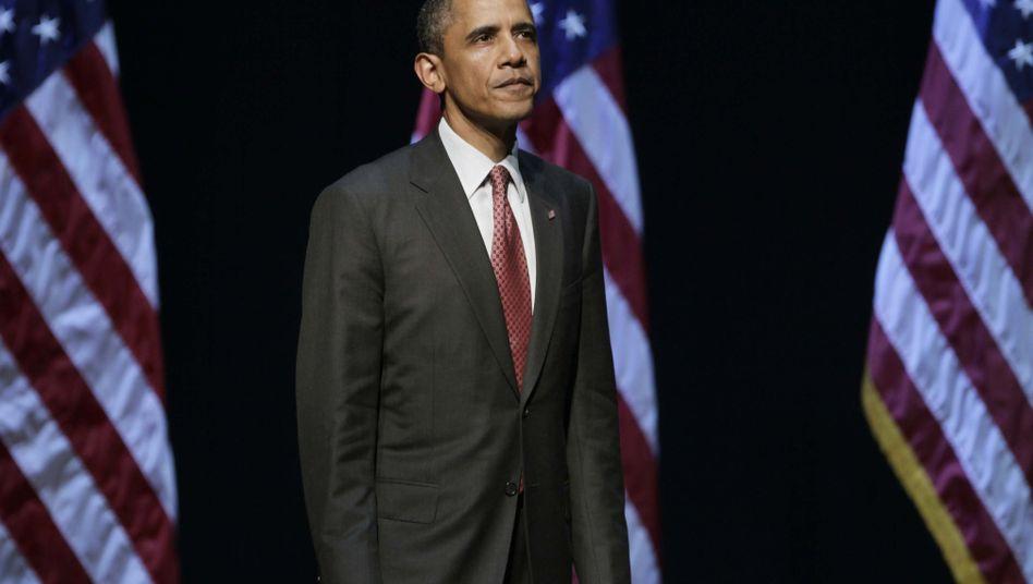 """US-Präsident Barack Obama: Militäreinsatz in Libyen sei keine """"Kampfhandlung"""""""