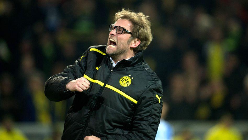 """BVB-Coach Klopp: """"Wir haben das schlechteste Champions-League-Spiel gemacht"""""""