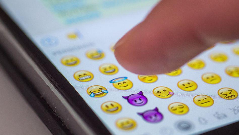 Emojis sind in WhatsApp zwar beliebt, animierte Emojis gibt es aber nicht